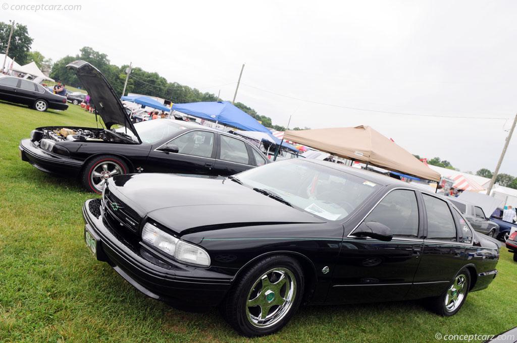Chevy Impala Ss Dv Gm