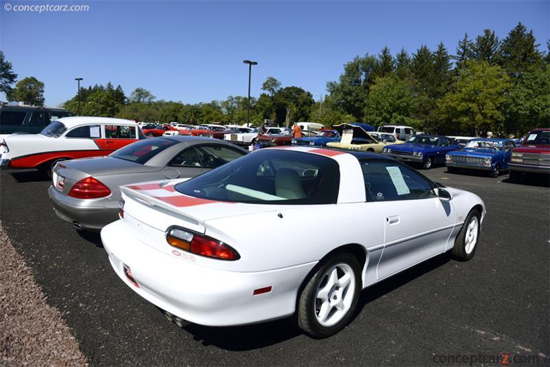 1997 Chevrolet Camaro Vehicle Information