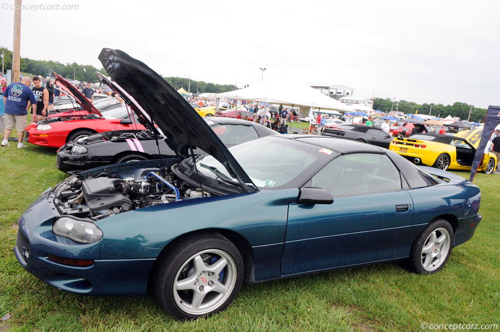Auction Results And Sales Data For 1998 Chevrolet Camaro