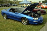 1999 Chevrolet Camaro image.