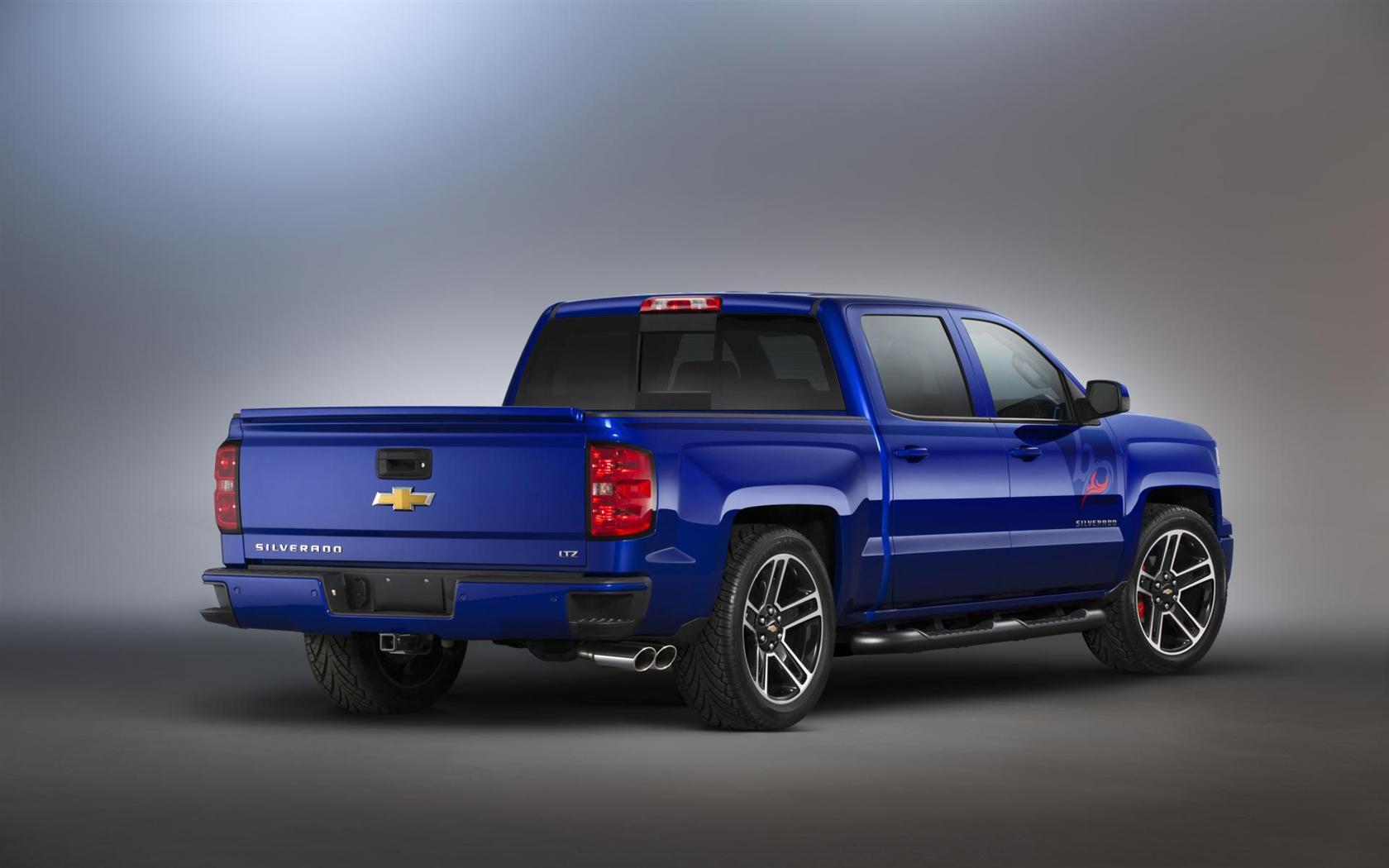 2013 Chevrolet Brad Paisley Signature Silverado