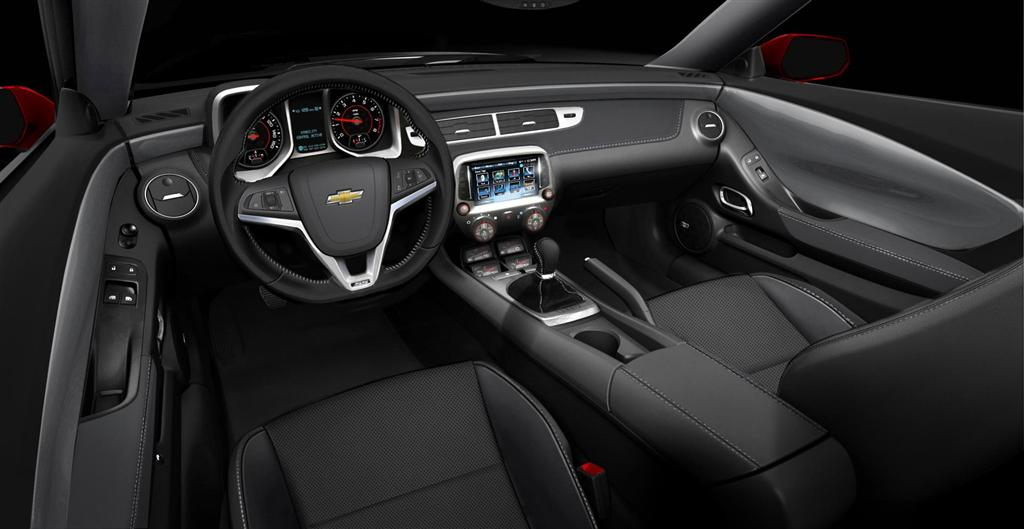 2013 Chevrolet Camaro 1le Conceptcarz Com