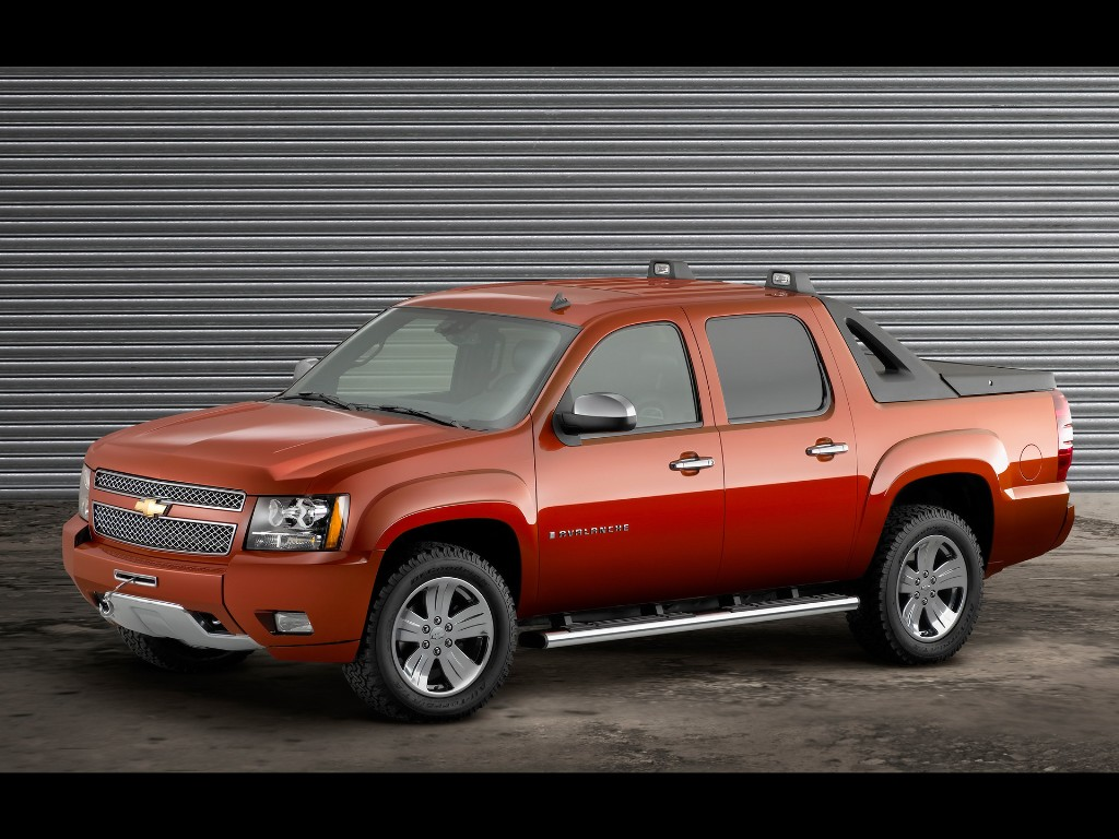 2006 chevrolet avalanche z71 plus pictures history value. Black Bedroom Furniture Sets. Home Design Ideas