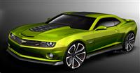 2011 Chevrolet Camaro Hot Wheels Concept image.