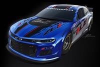 Popular 2020 Chevrolet Camaro ZL1 1LE NASCAR Wallpaper