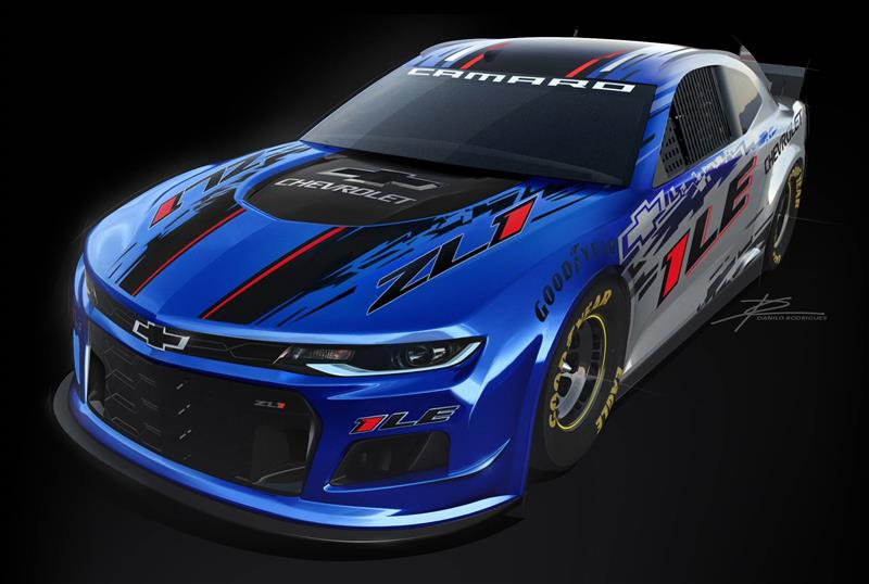 2020 Chevrolet Camaro Zl1 1le Nascar News And Information Research And Pricing