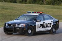 2011 Chevrolet Caprice Police Car image.