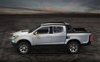 2011 Chevrolet Rally Colorado Concept image.