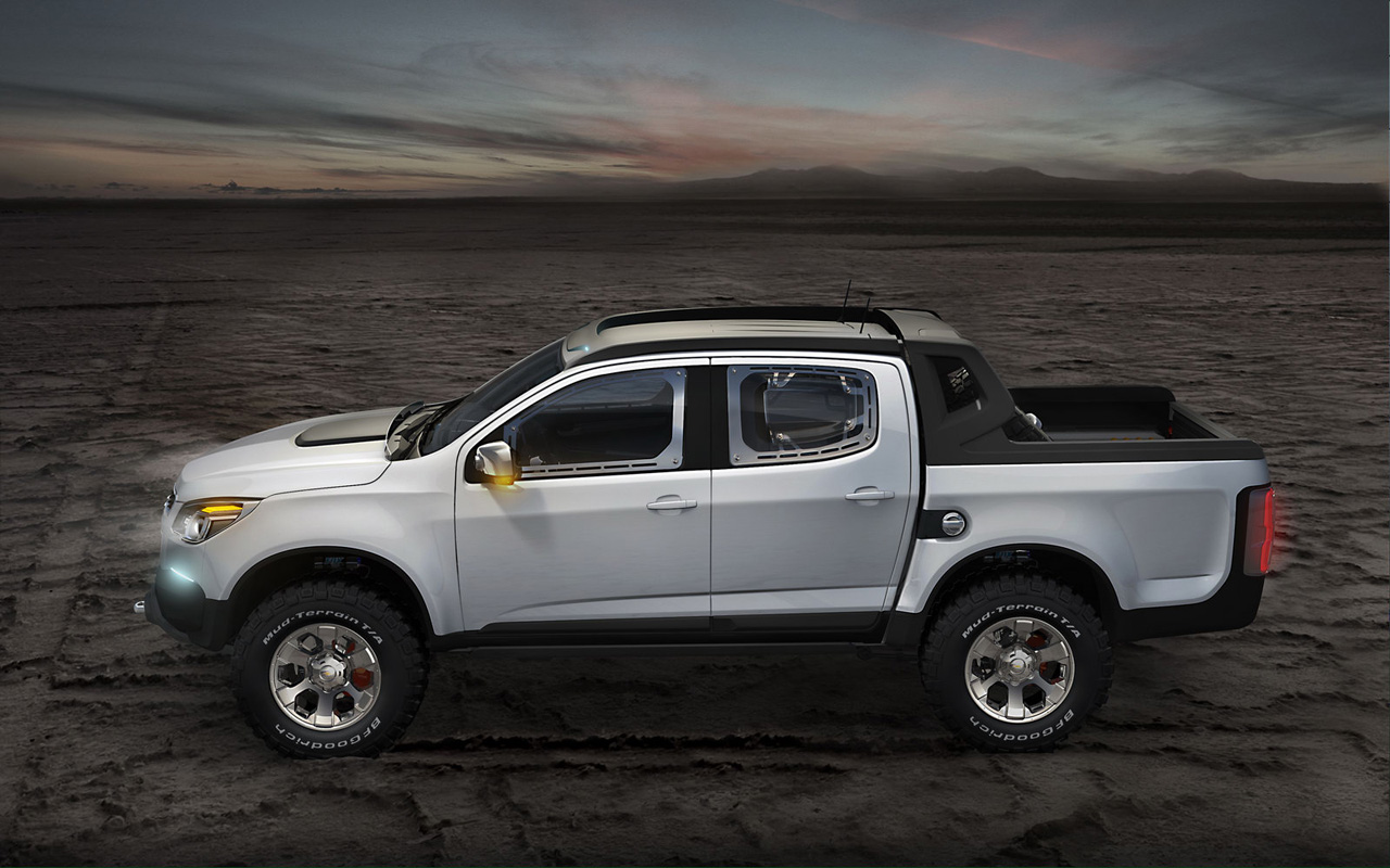 2011 Chevrolet Rally Colorado Concept Pictures News