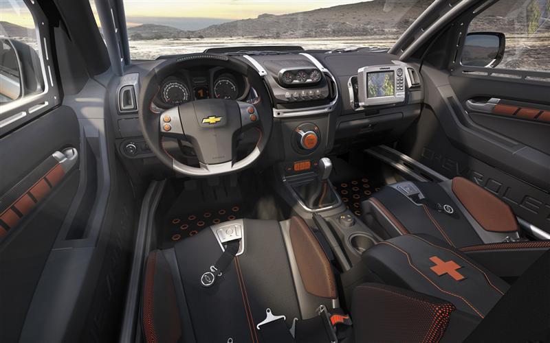 2011 Chevrolet Rally Colorado Concept