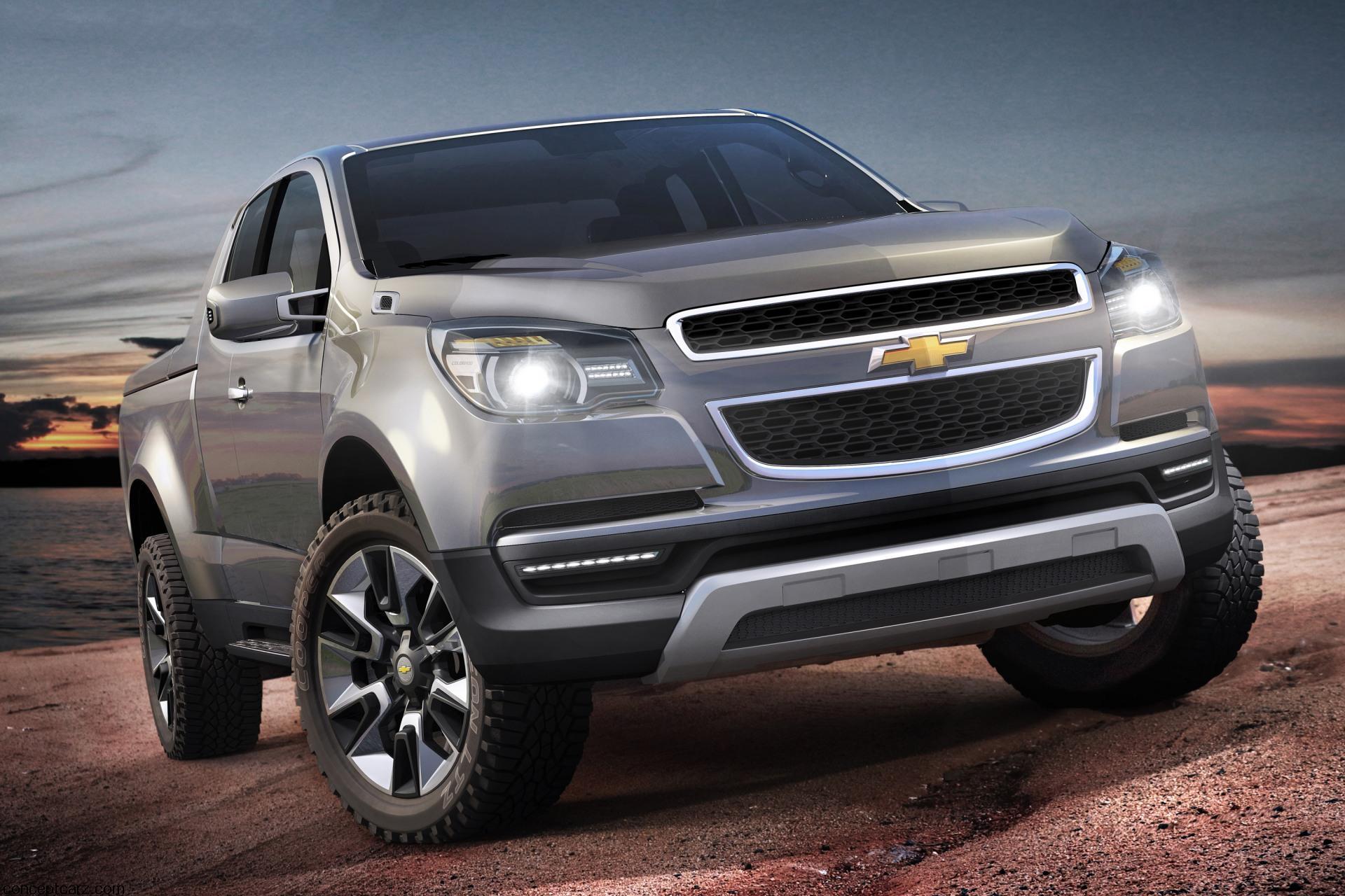 2011 Chevrolet Colorado Show Truck