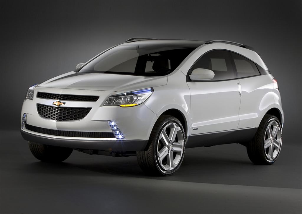 2009 Chevrolet GPiX Crossover Coupe Concept