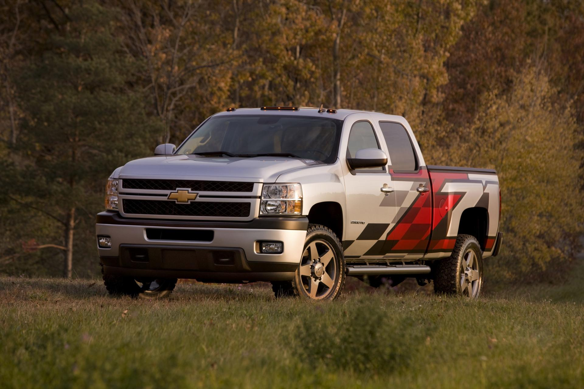2011 Chevrolet Silverado 2500 Hd Z71 News And Information
