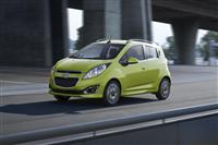 Chevrolet Spark Monthly Vehicle Sales
