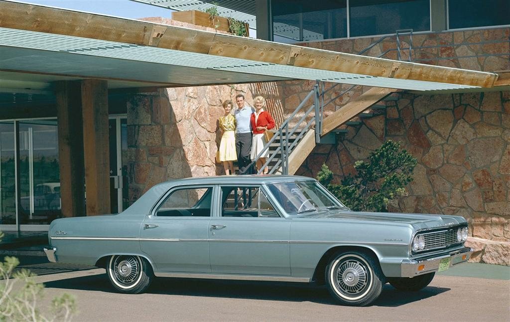 1964 Chevrolet Chevelle Malibu Series History Pictures Value Auction Sales Research And News