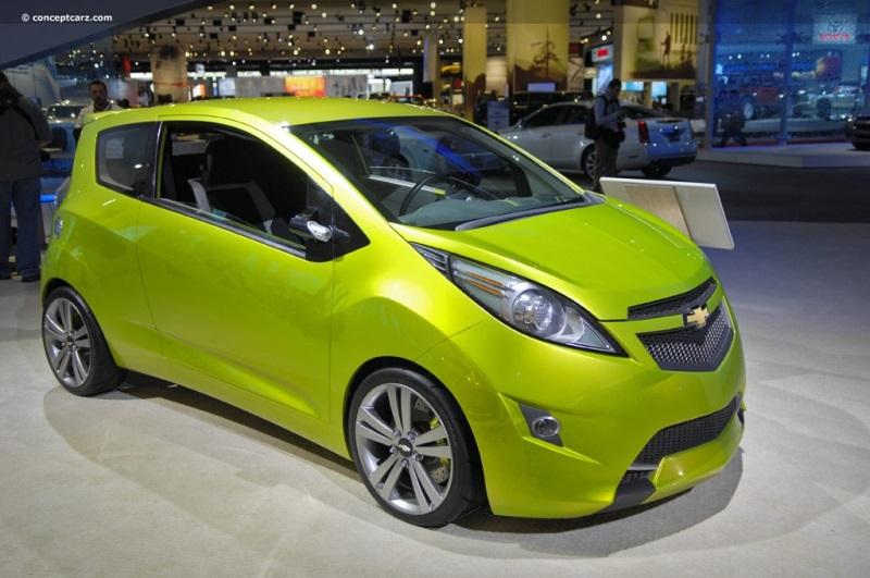 2007 Chevrolet Beat Concept Image Photo 3 Of 48