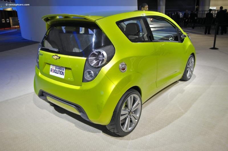 2007 Chevrolet Beat Concept Image Photo 2 Of 48