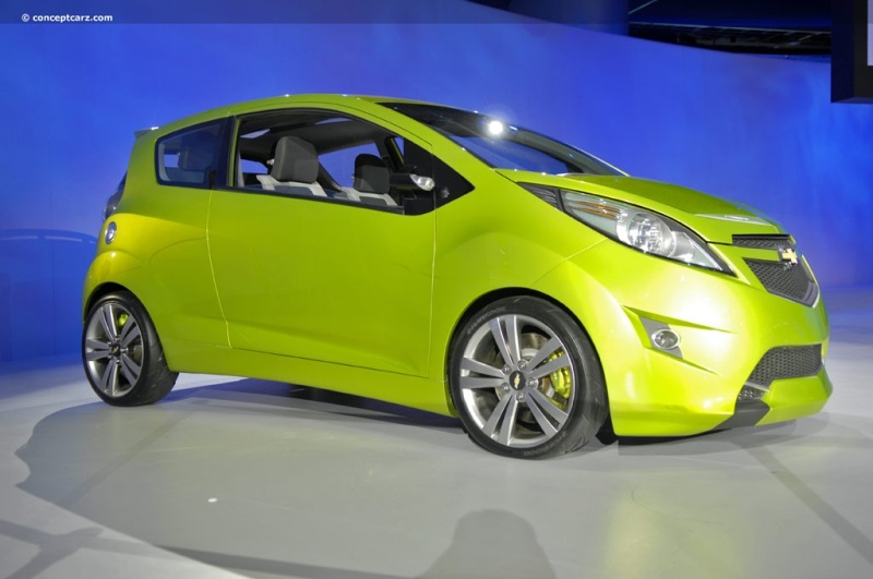 2007 Chevrolet Beat Concept Image Photo 11 Of 48