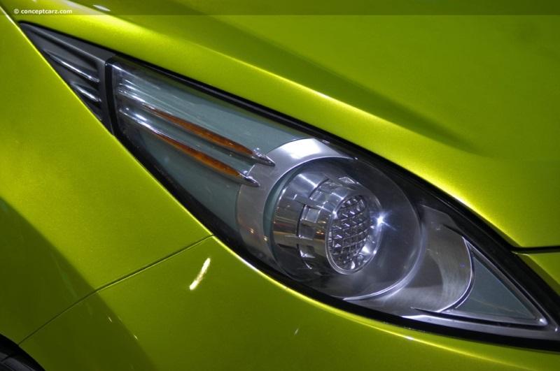 2007 Chevrolet Beat Concept Image Photo 7 Of 48