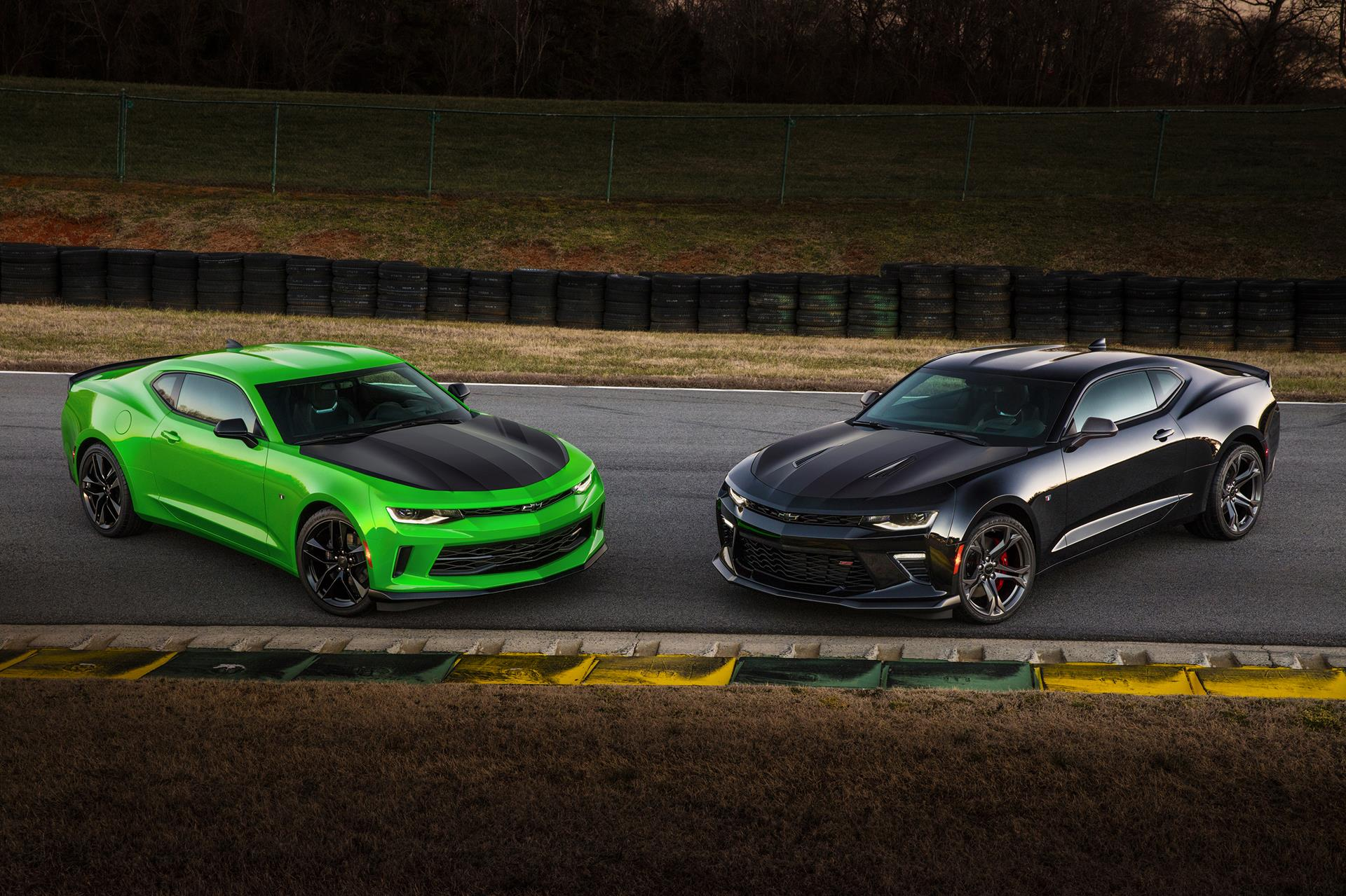 2016 Chevrolet Camaro 1le Performance Package News And