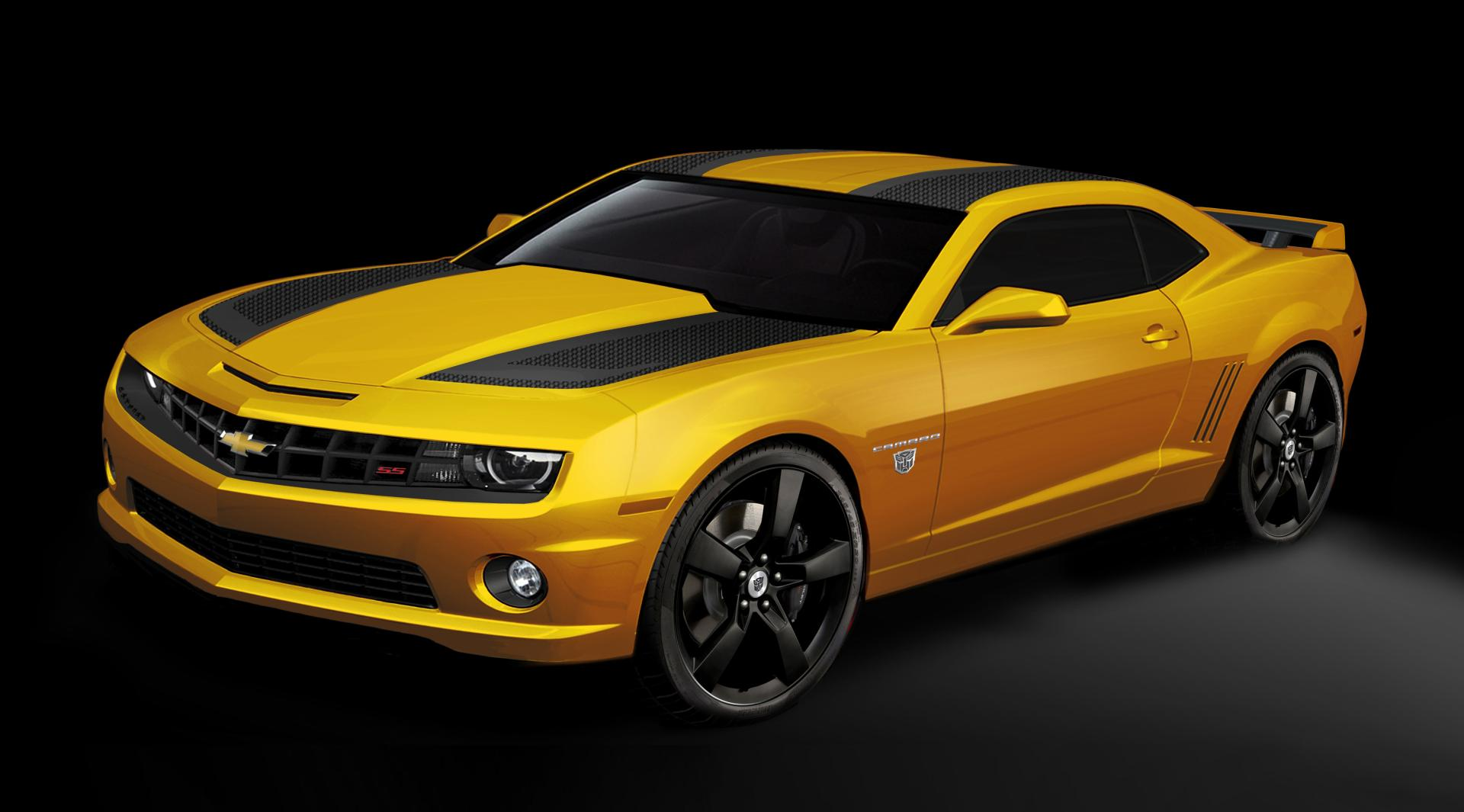 Chevrolet Camaro Bumblebee on bumblebee camaro wallpaper