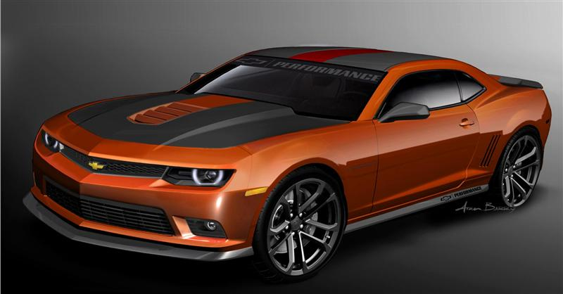 2013 Chevrolet Garage Camaro Concept pictures and wallpaper