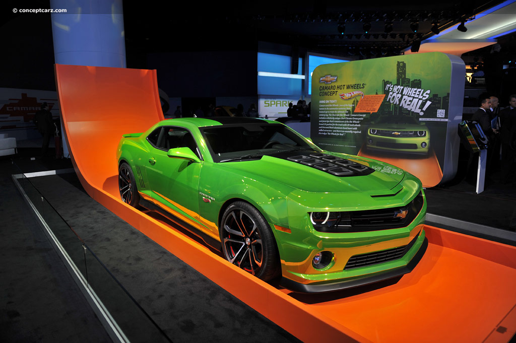 2011 chevrolet camaro hot wheels concept news and information research and history. Black Bedroom Furniture Sets. Home Design Ideas