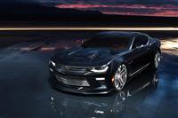2017 Chevrolet Camaro SS Slammer Concept image.