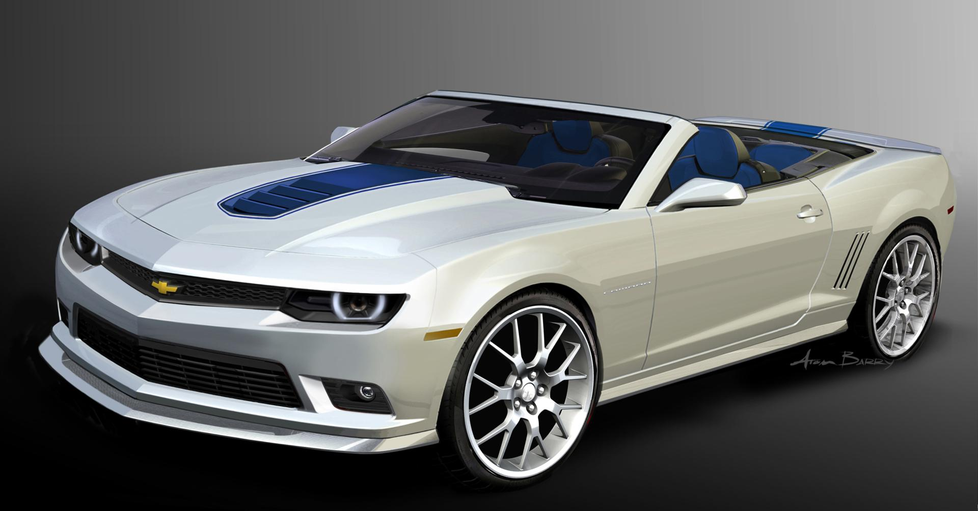 2013 Chevrolet Camaro Spring Special Edition News and Information