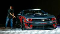 Chevrolet Tony Stewart Camaro ZL1