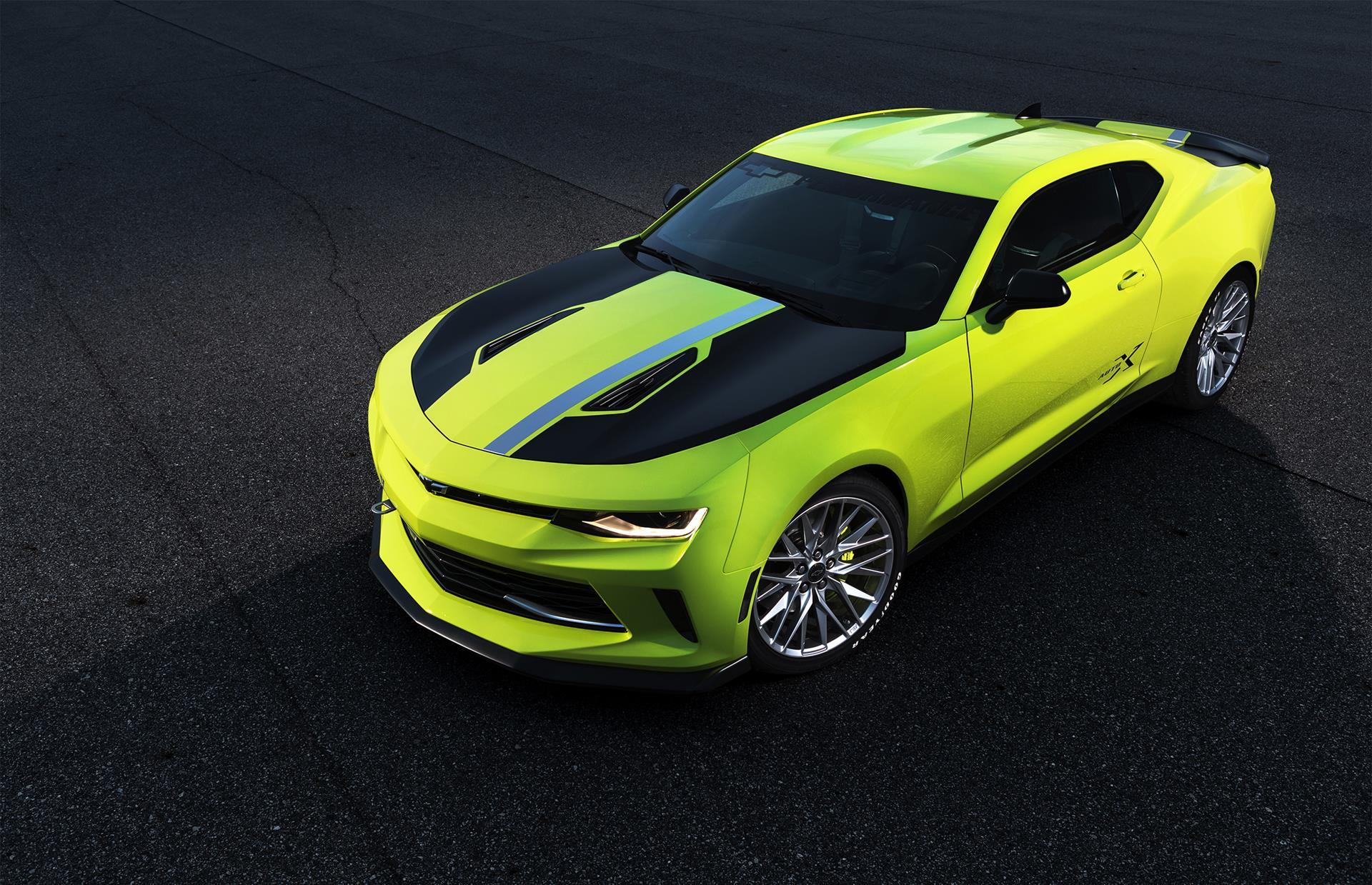 2017 Chevrolet Camaro Turbo AutoX Concept News And