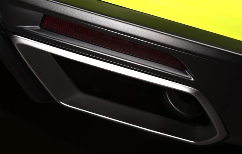 2017 Chevrolet Camaro Turbo AutoX Concept