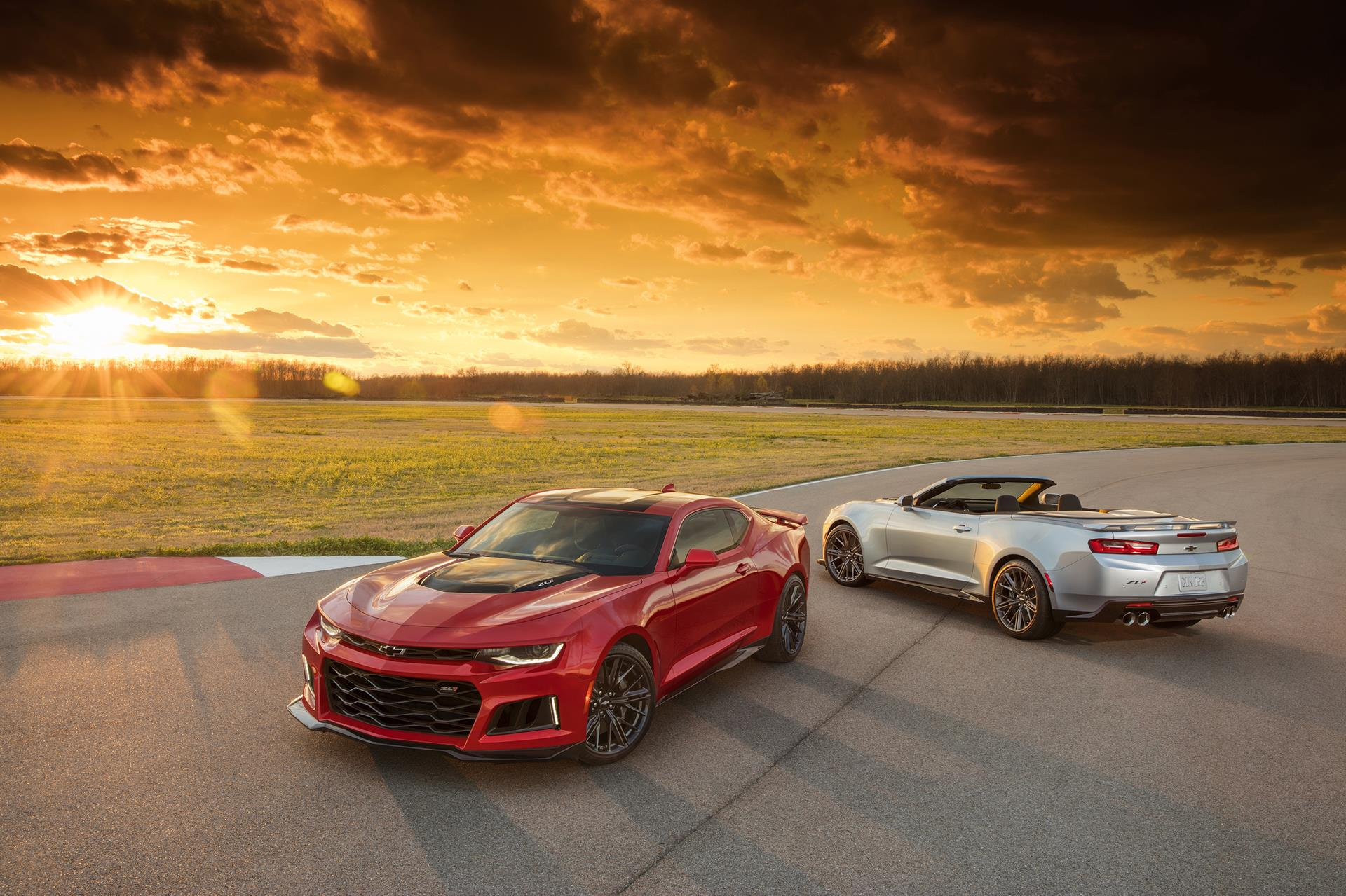 2017 Chevrolet Camaro Zl1 Convertible News And Information