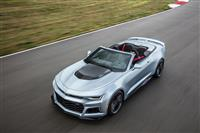 Image of the Camaro ZL1 Convertible