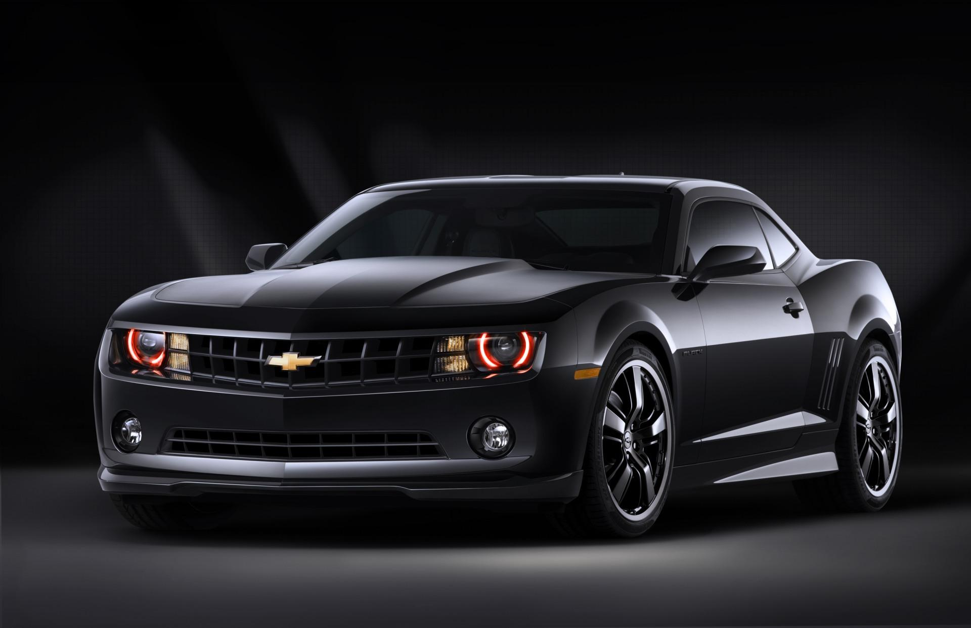 2010 Chevrolet Camaro Black Concept News And Information