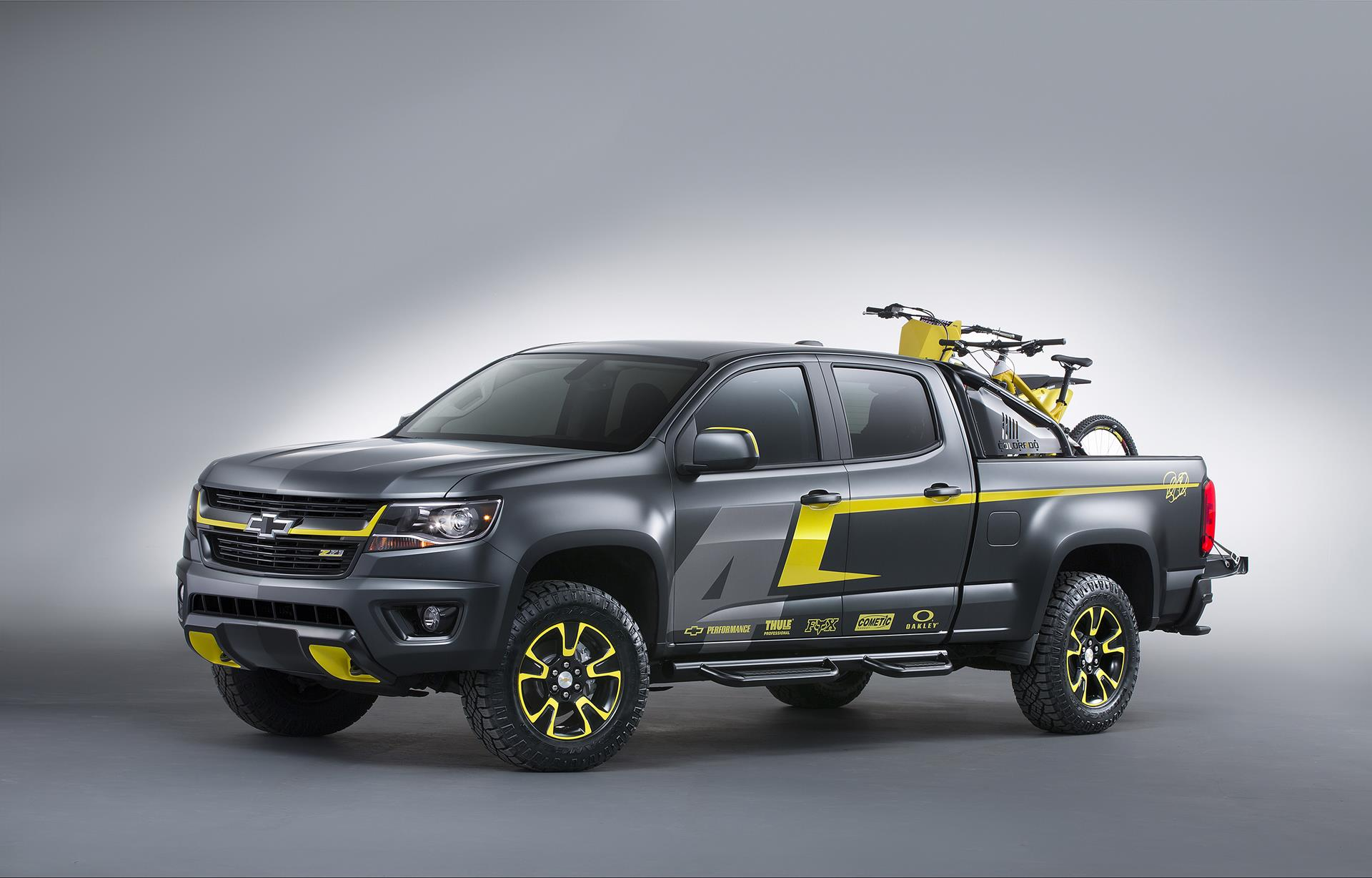 2015 Chevrolet Colorado Performance Concept News and ...