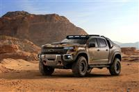 2016 Chevrolet Colorado ZH2 Concept image.