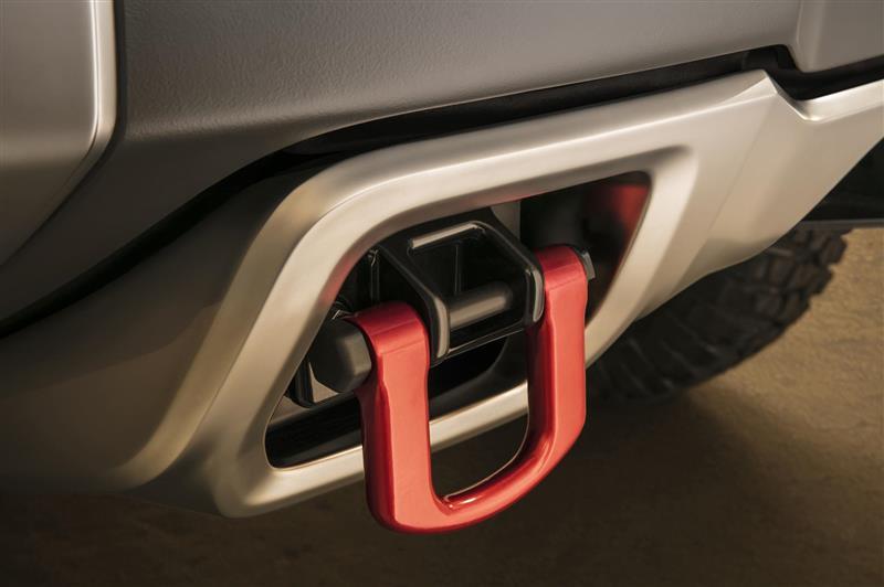 2016 Chevrolet Colorado Zh2 Concept Images Conceptcarz