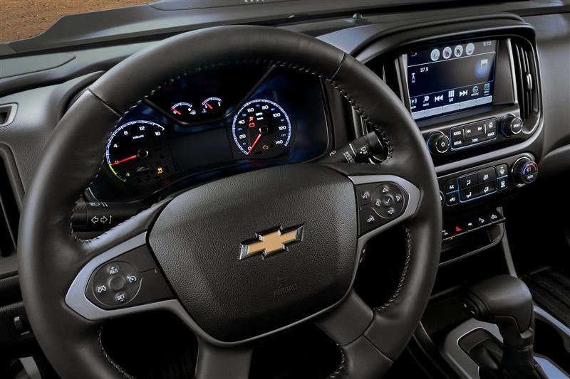 2016 Chevrolet Colorado Zh2 Concept Image Photo 2 Of 11