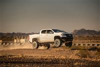 2018 Chevrolet Colorado ZR2 Race Development Truck image.