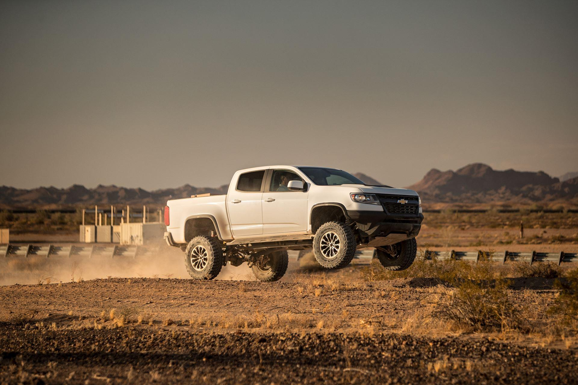 Chevrolet Colorado ZR2 Race Development Truck photo