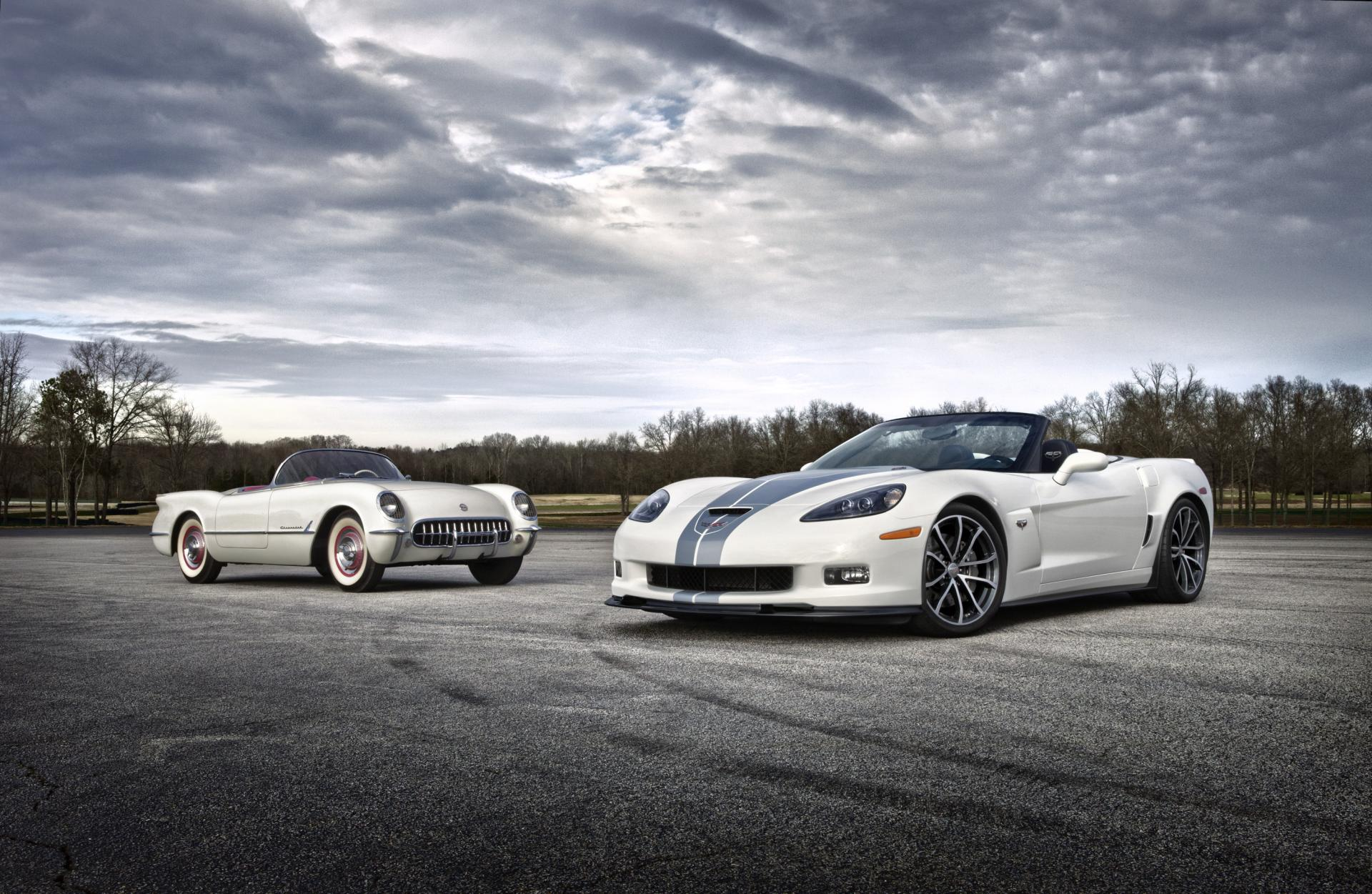 2013 Chevrolet Corvette 60th Anniversary Package News And