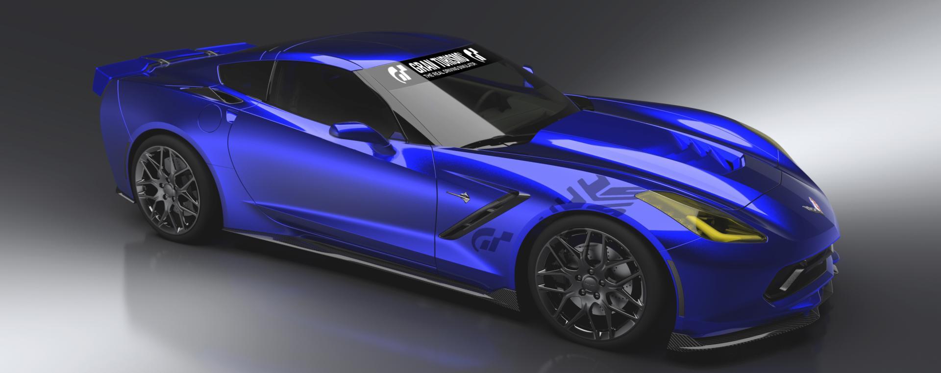 2013 Chevrolet Corvette Stingray Gran Turismo Concept News ...