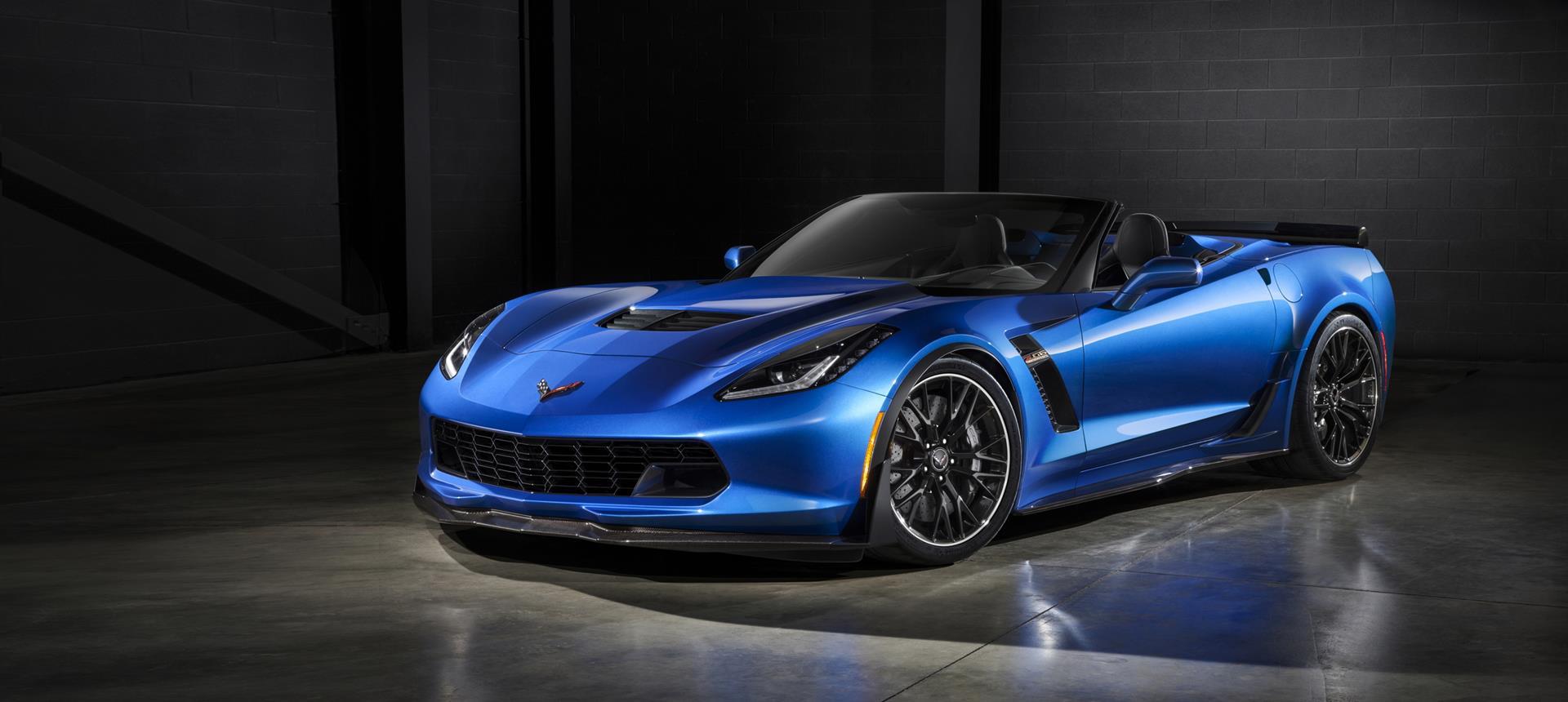 2015 Chevrolet Corvette Z06 Concept Parts News and Information