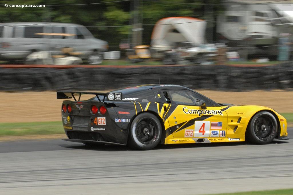 2009 Chevrolet Corvette C6 R Gt2 Image Https Www