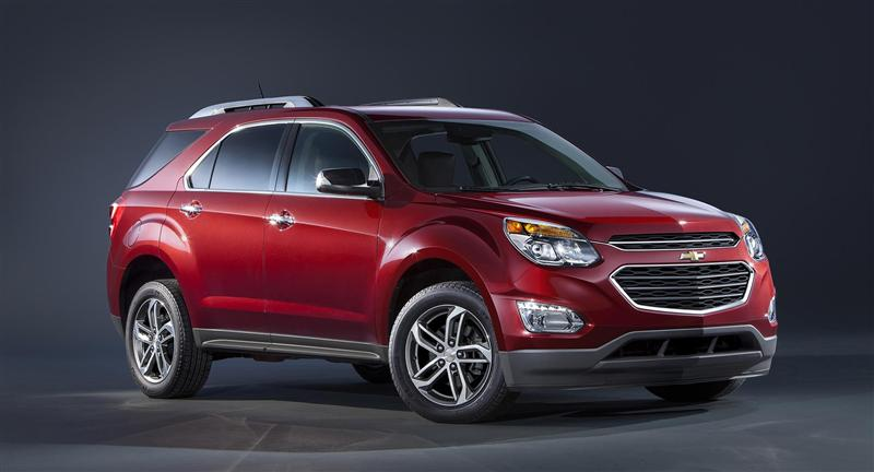 2016 Chevrolet Equinox News And Information