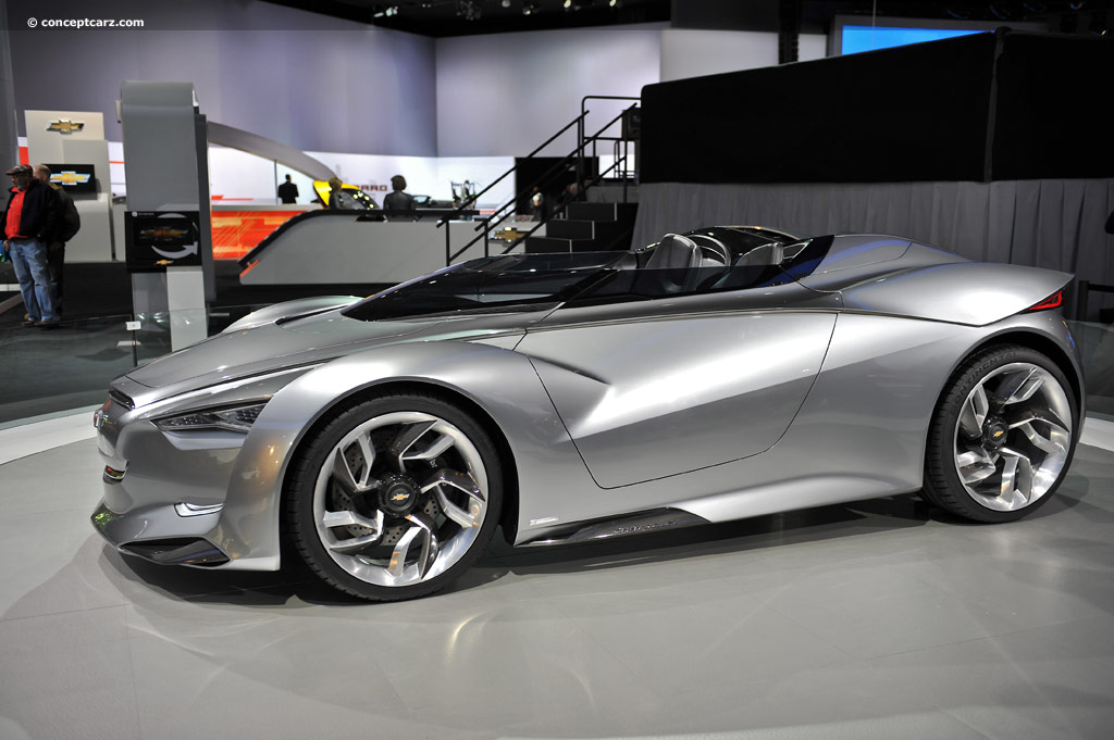 2011 Chevrolet Miray Concept Image. https://www ...