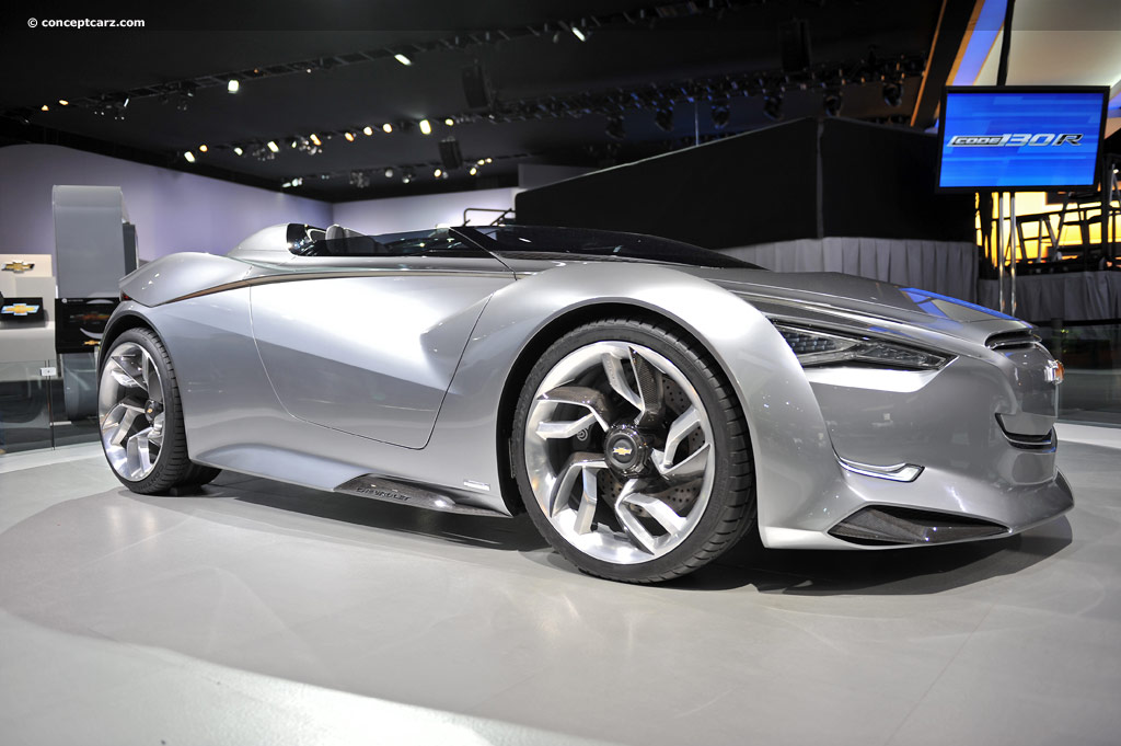 2011 Chevrolet Miray Concept News and Information ...
