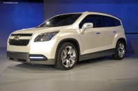 2009 Chevrolet Orlando Concept image.