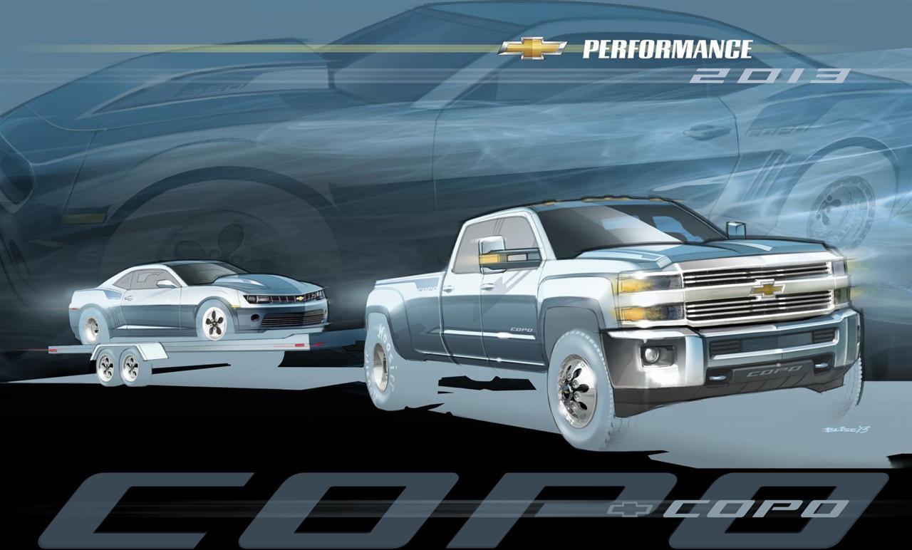 2013 Chevrolet Silverado HD Dually Tow